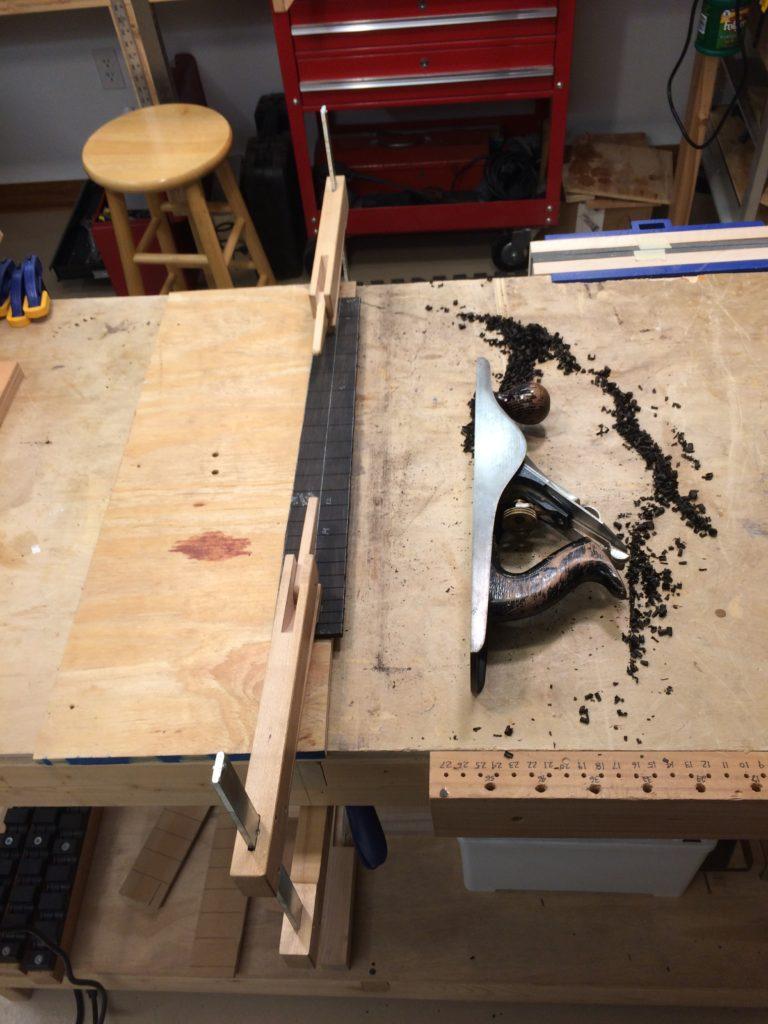 Planing Fingerboard 1